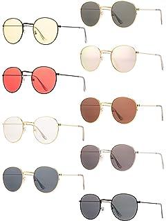 bergroße Quadrat Sonnenbrille Eben Top Fashion Schatten