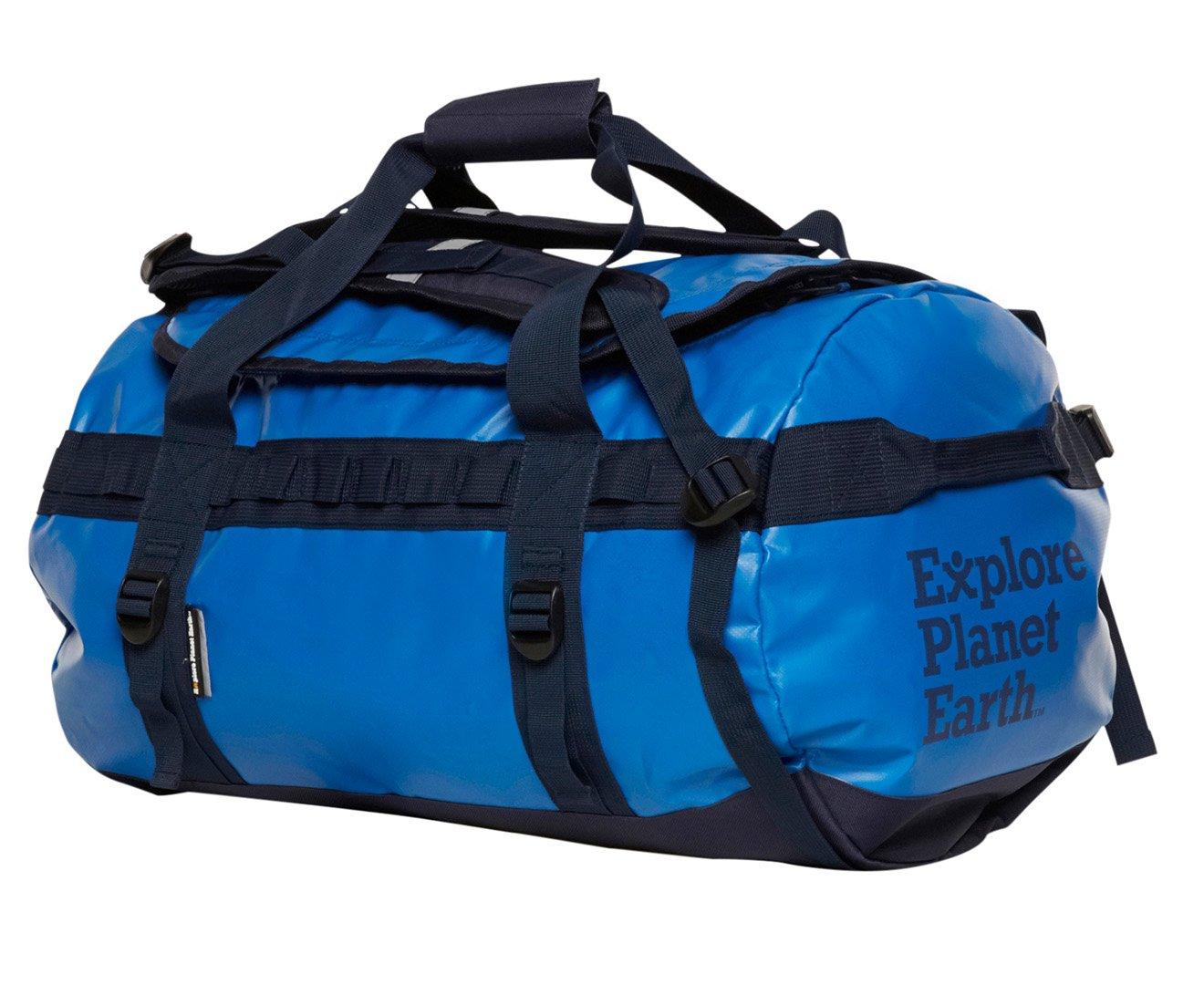 2317ca2416 Explore Planet Earth Pisces Waterproof Bag 40 litres Black  Amazon.com.au   Fashion