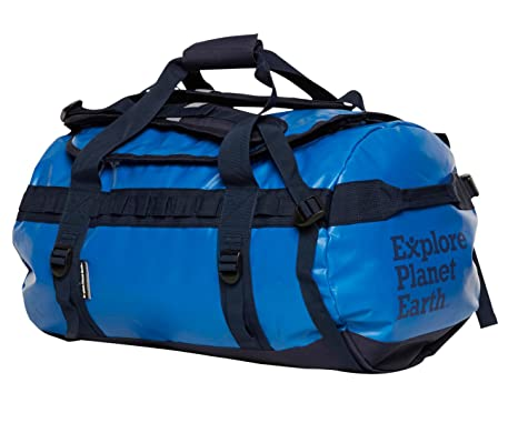 6fb96e14f19d Explore Planet Earth Pisces Waterproof Bag 40 litres Black  Amazon ...