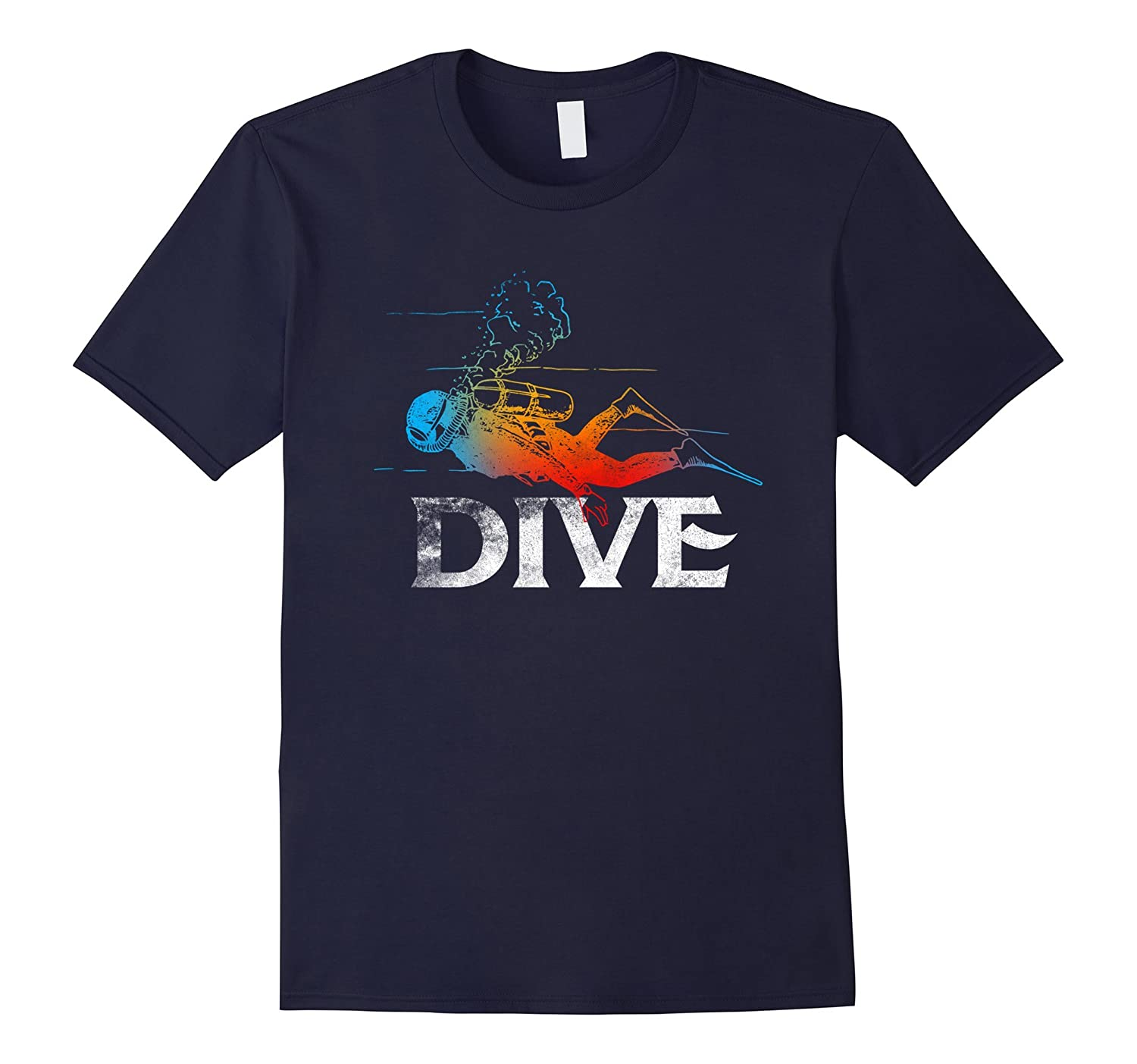 Love Scuba Diving T shirt Mask Gift Dive Lovers Gift New Tee-BN
