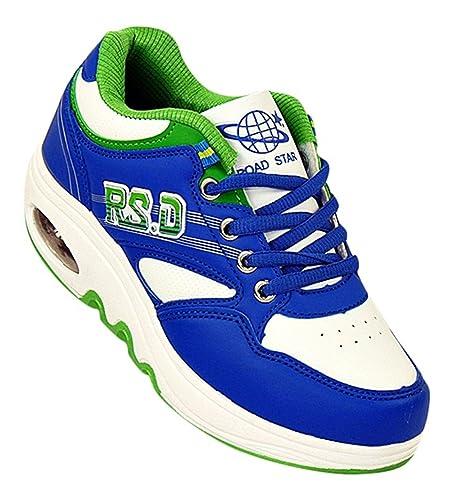 cdba64068734 139 Fitnessschuhe Sneaker Slipper Gesundheitsschuhe Damen, Schuhgröße 36
