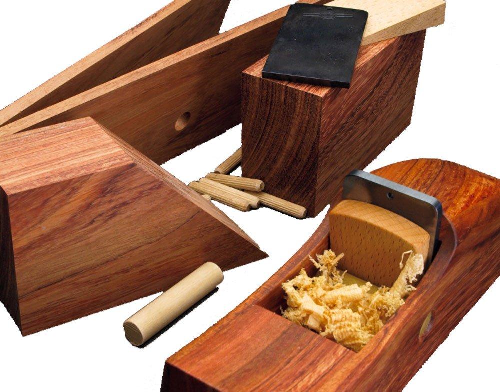 Hock Scraper Plane Kit, Commercial-Grade Wood Hand Planer Bench Plane KSB175