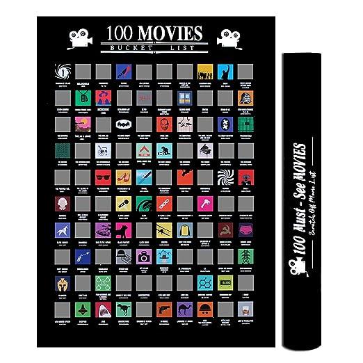 U&X Cartel rasca y GANA de 100 películas, Lista de Las ...