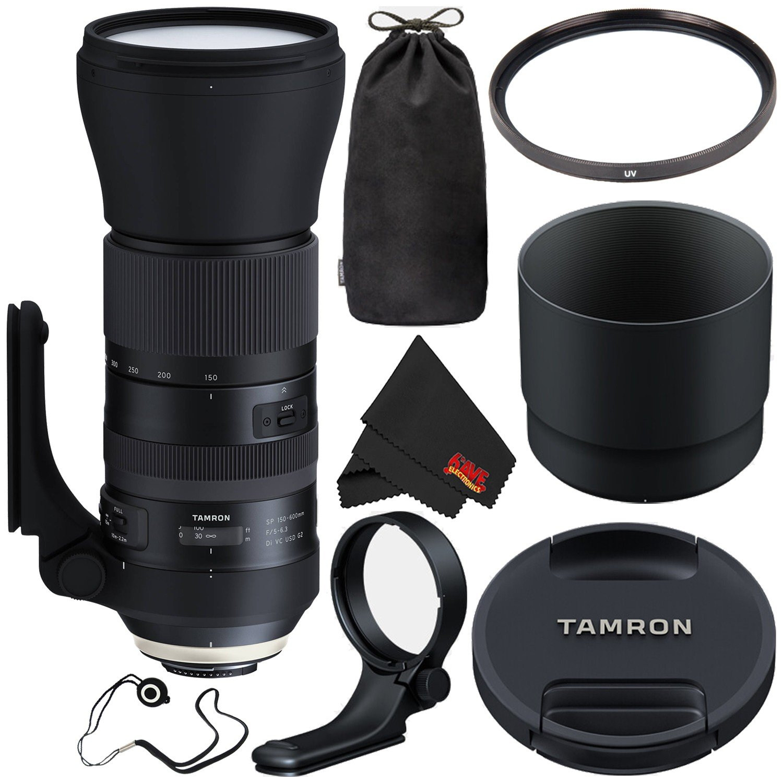 Tamron Afa022c 700 Sp 150 600mm F 5 63 Di Vc Usd G2 For Canon Ef International Verion No Warraty 95mm Uv Filter Lens Cap Keeper