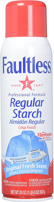 FAULTLESS/BON AMI CO 20706 20OZ Spray Starch, 1 Pack