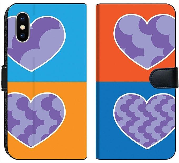 Amazon Apple Iphone X Flip Fabric Wallet Case Image Id 27086059
