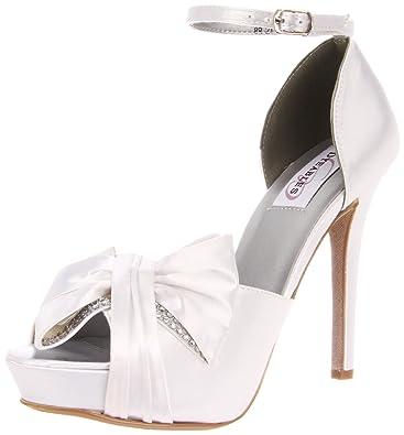 7bab97a77f Amazon.com   Dyeables Women's Jay Platform Sandal   Platforms & Wedges