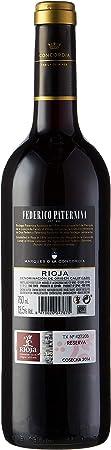 Caja de Paternina Reserva D.O. Rioja Vino tinto - 6 botellas x 750 ml.