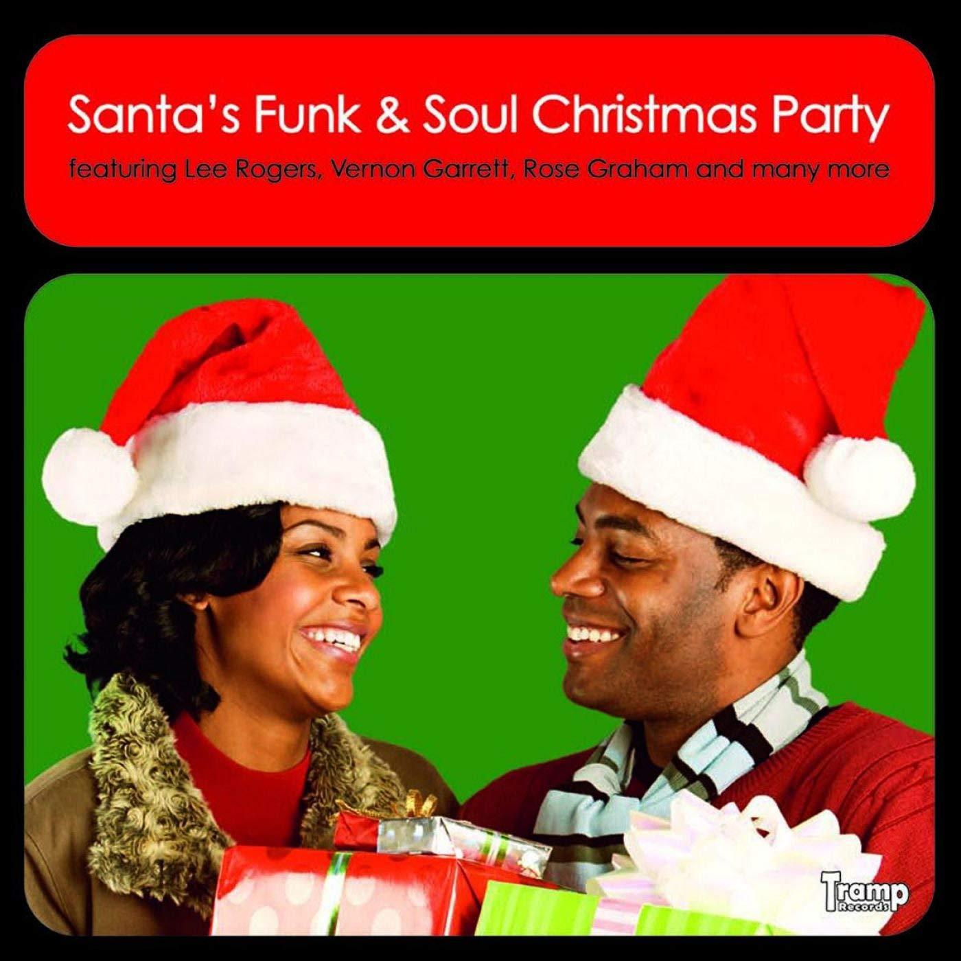Santa\'S Funk & Soul Christmas Party - Various: Amazon.de: Musik