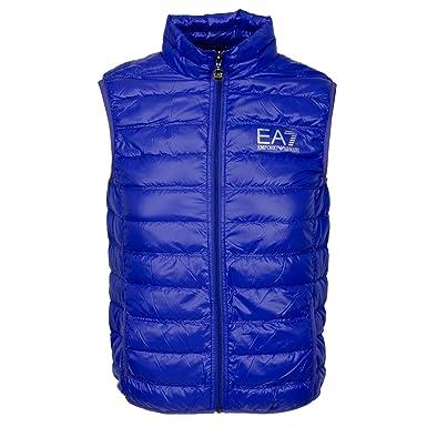 342b143e1505 Emporio Armani Blouson EA7 271072 CC240 00020 Black - Blue -  Amazon ...
