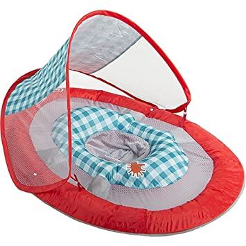 SwimWays Baby Spring Float Sun Canopy  sc 1 st  Amazon.com & Amazon.com: SwimWays Baby Spring Float Sun Canopy: Toys u0026 Games