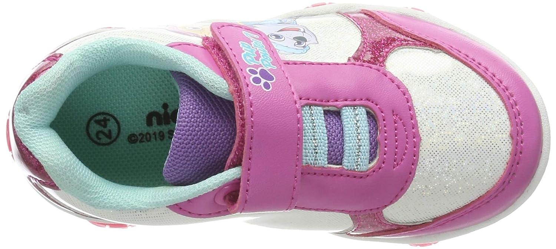 Paw Patrol Girls Kids Athletic Sport Chaussures de Gymnastique Fille