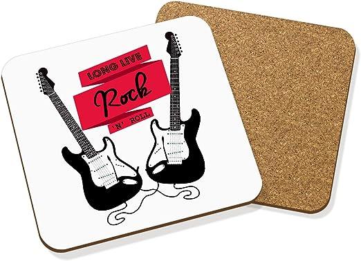 Compra Long Live Rock N Roll guitarra eléctrica bebidas ...