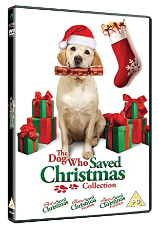 The Dog Who Saved Christmas Collection [DVD]: Amazon.co.uk ...