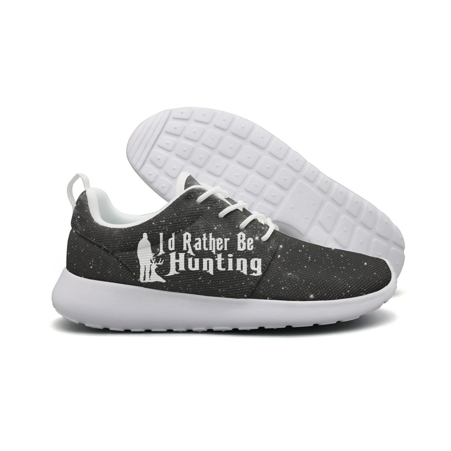 Id Rather Be Hunting Decal1 Men's Neutral Sports Running Shoes Climbing Lovely