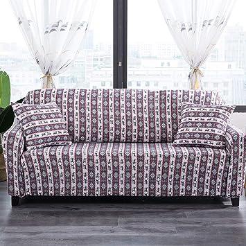 DW&HX Stretch Punto Algodón Protector para sofás, Espesar ...