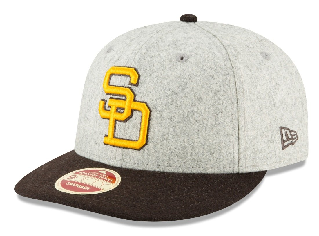 San Diego Padres New Era 9 Fifty MLB Cooperstown