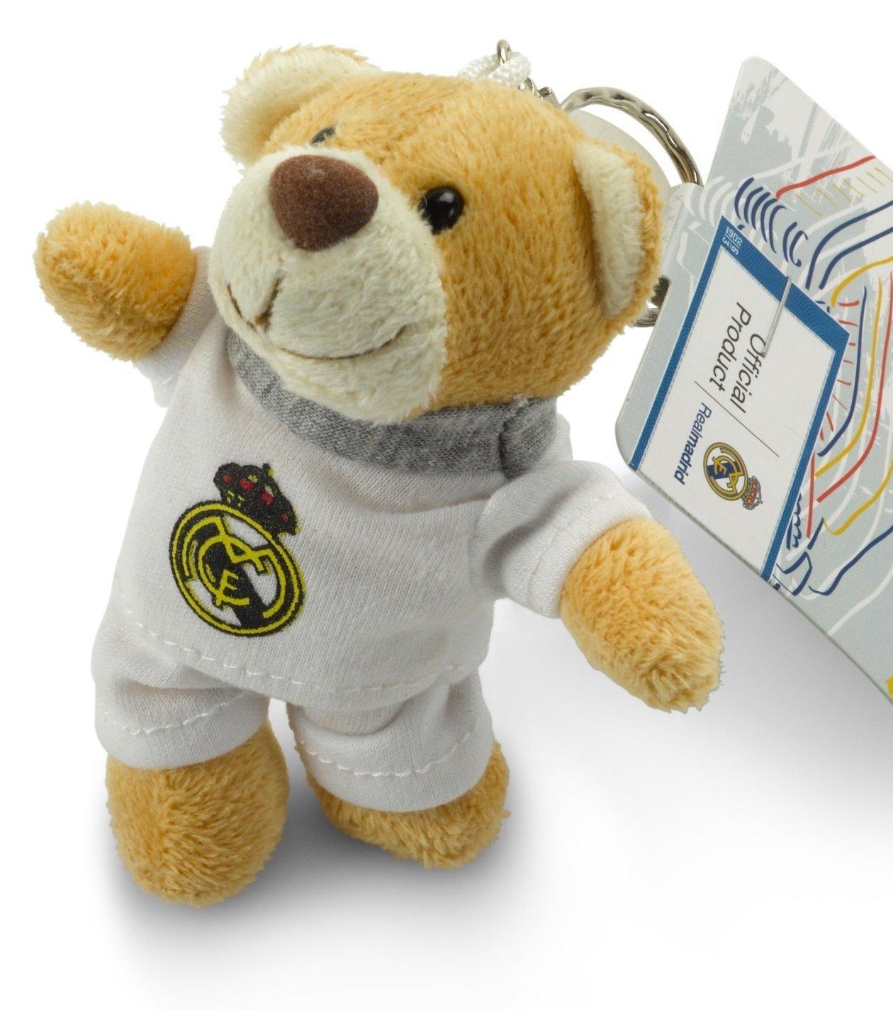con Licencia Oficial de Original Real Madrid Teddy 7.5 cm ...