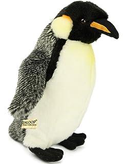 Plüschtier Stofftier Kaiserpinguin Höhe ca. 30cm Kuscheltier Pinguin