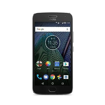 d0722a43 Moto G 5ª Generación Plus - Smartphone libre Android 7 (pantalla de 5.2''