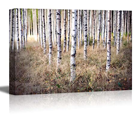 wall26 – Canvas Wall Art – Abstract Tree Series 24 x36 , Abstract Trees – 28