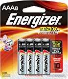 Energizer MAX AAA Batteries, Designed to Prevent Damaging Leaks (8-Count)