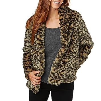 Volcom Fureals Abrigo, Mujer, (Leopard), M: Amazon.es: Deportes y aire libre