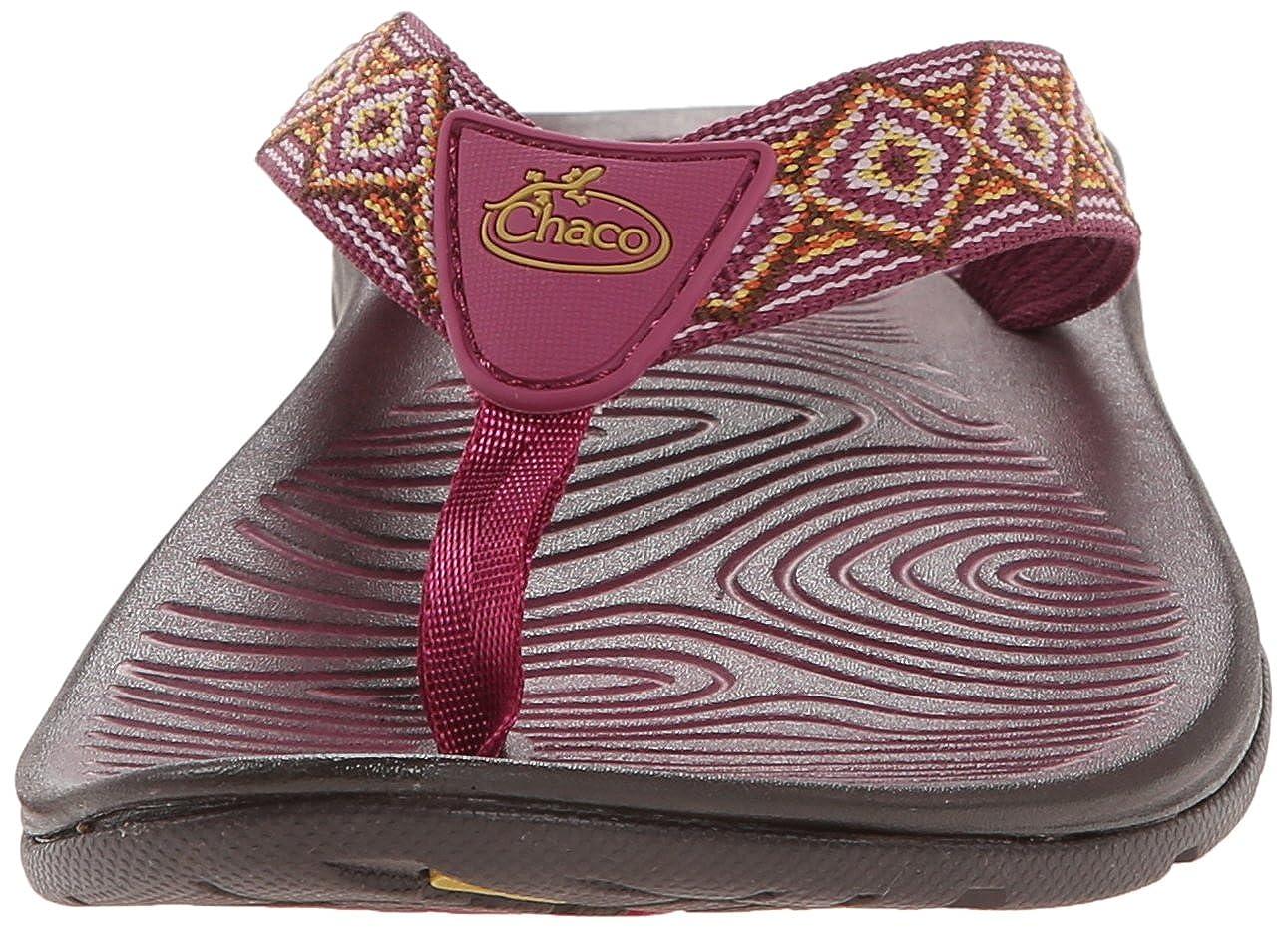 5038d096ded6 Chaco Women s Z Volv Flip Linked Diamonds 5 B - Medium  Amazon.co.uk  Shoes    Bags