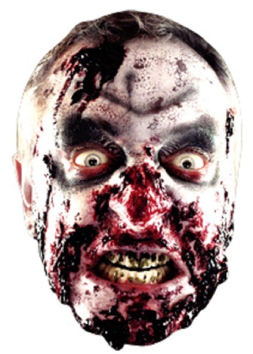 Star cutouts - Stsm87 - Masque pour Adulte Zombie