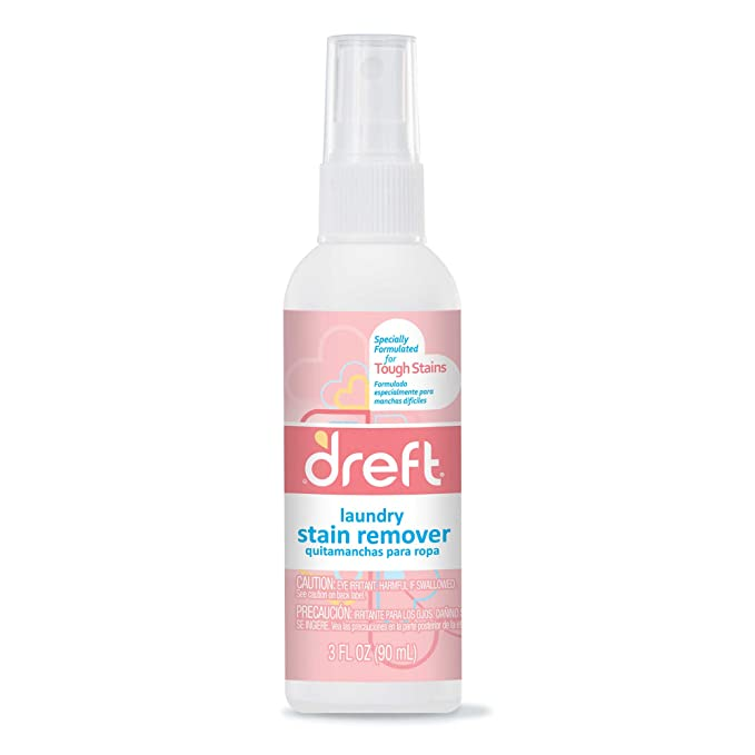 Amazon.com: Dreft Laundry Stain Remover, (Pack of 2, 22oz each) + Bonus Travel Size (3 oz.) - For Baby and Childrens Clothing, Bedding, and Blankets: Home ...