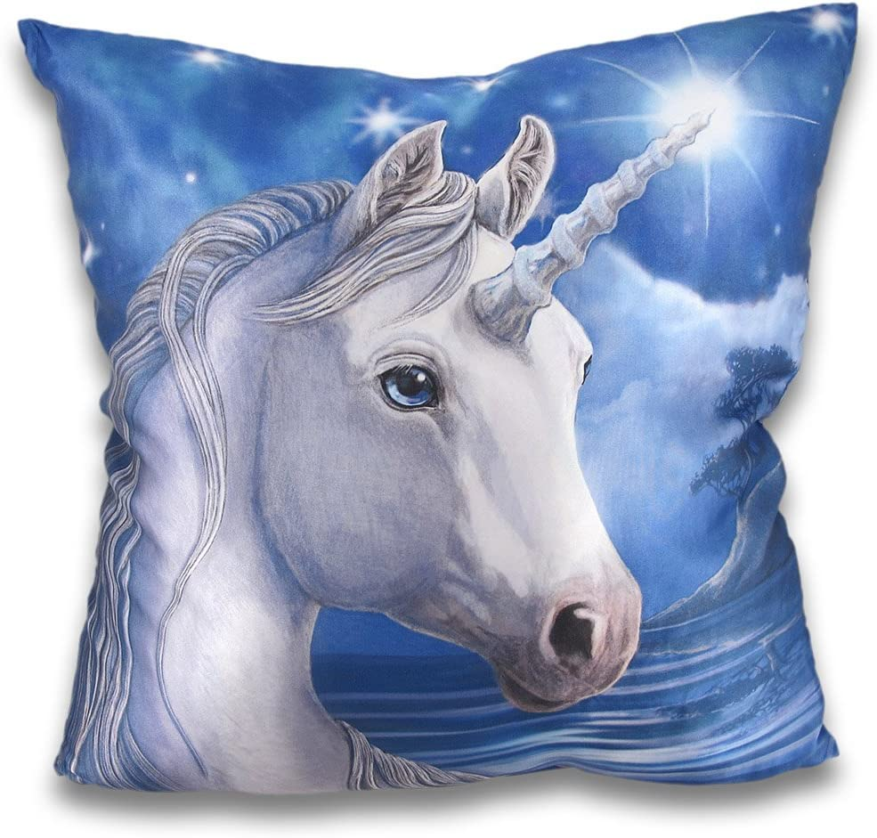 Things2Die4 Lisa Parker Sacred One Decorative Throw Pillow 16in.