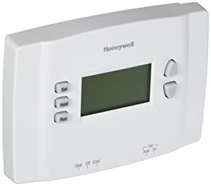 Honeywell RTH2300B1012/E15-2 Day Programmable Thermostat (Renewed)