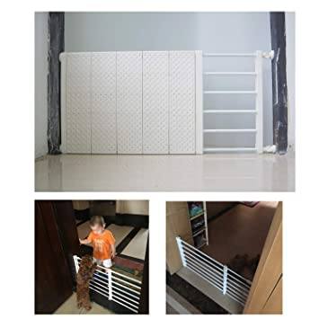 Amazon Expandable Baby Safety Guard Indoor Dog Gate Fence Panel