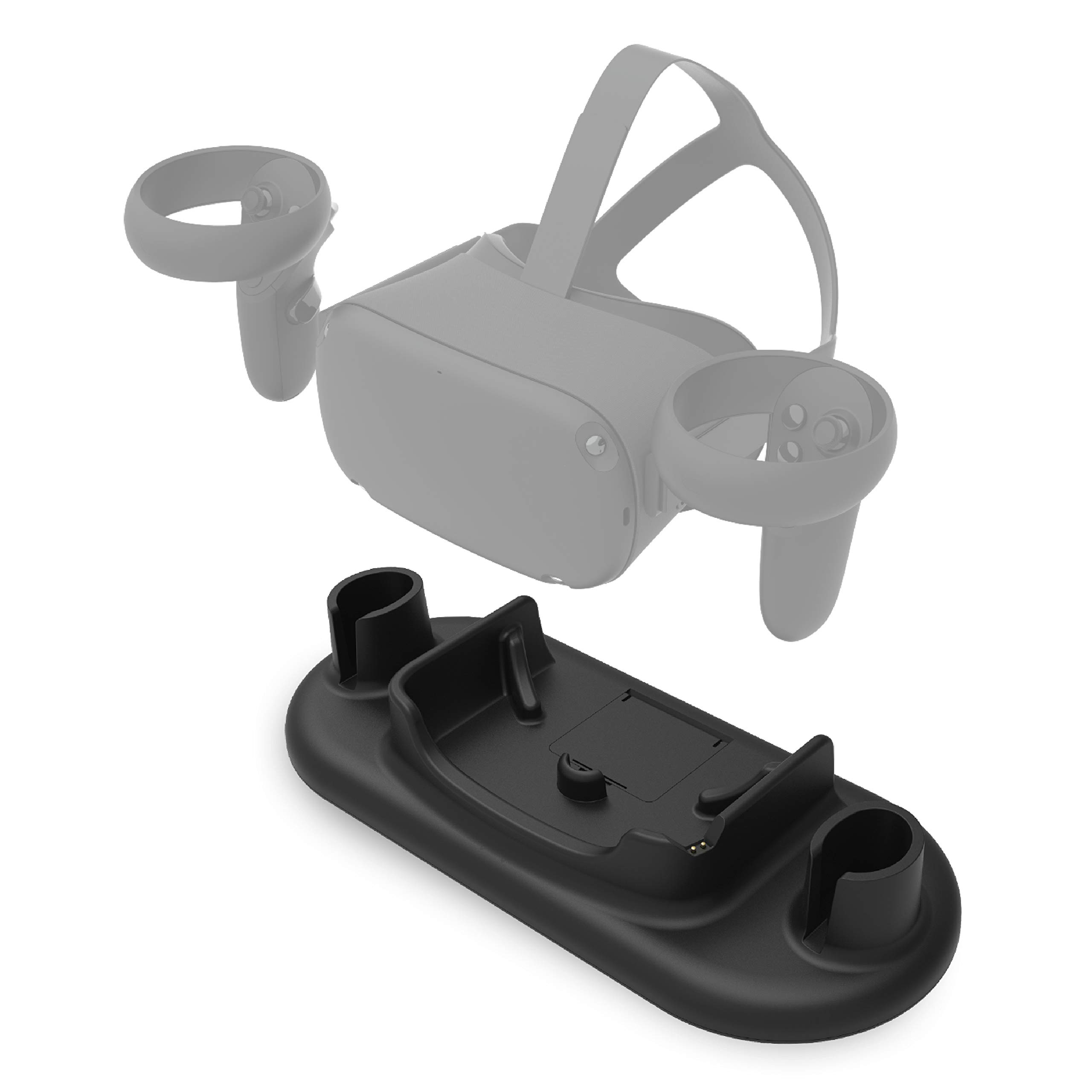 Oculus Quest VR-Charging Dock and Touch Controller Stand by S2dio - Power Stand QVR