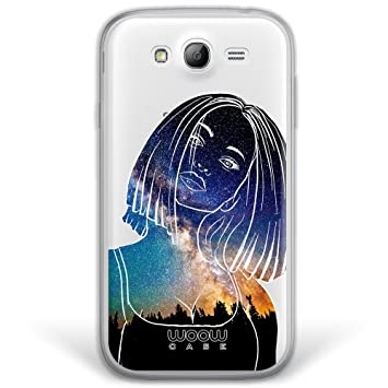 WoowCase Funda Samsung Galaxy Grand Neo Plus, [Hybrid] Chica ...