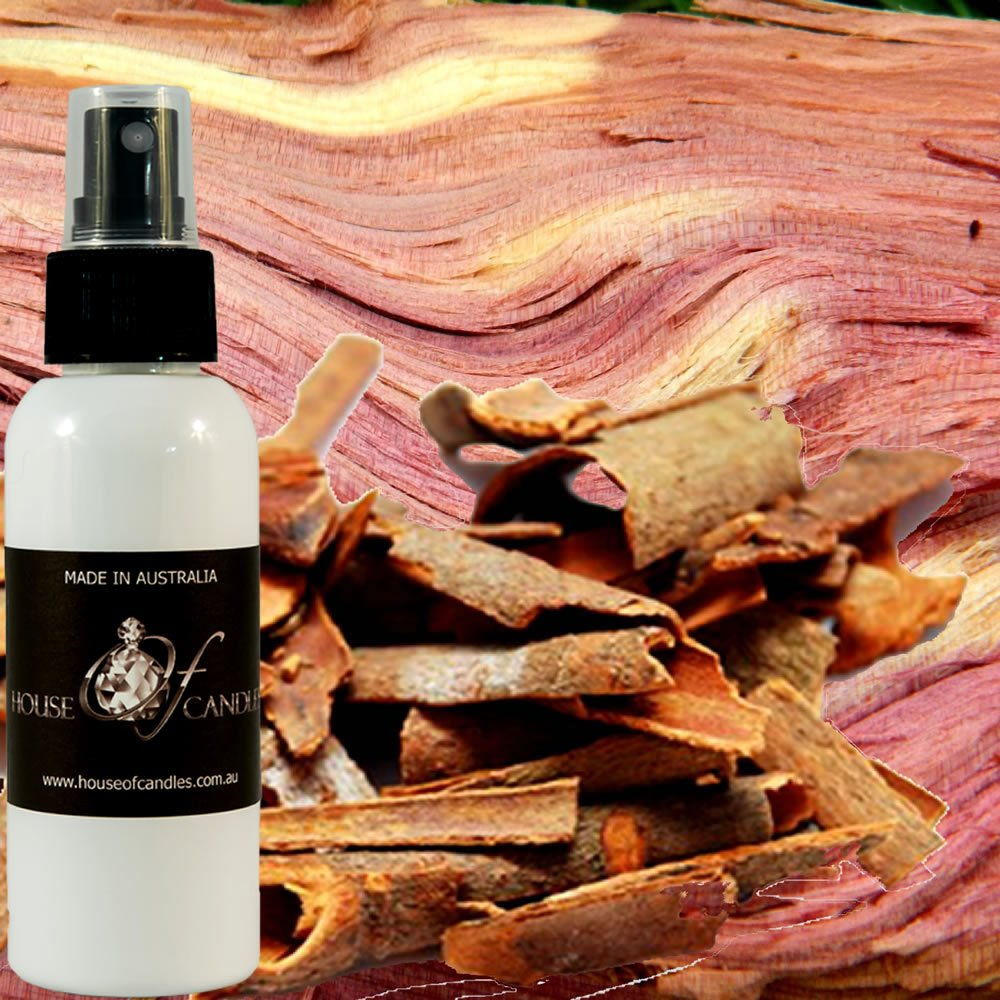 Sandalwood Cedar Linen Spray & Pillow Mist XSTRONG 50ml/1.7oz Vegan & Cruelty Free House Of Candles
