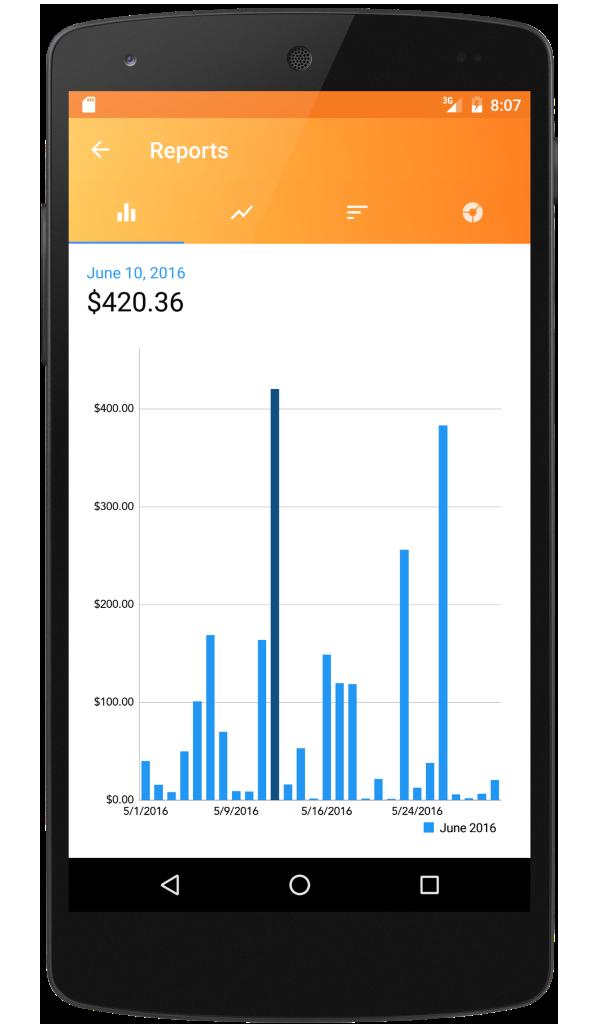 amazon com  isavemoney  expense app  monthly budget