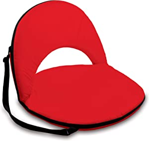 ONIVA - a Picnic Time Brand Oniva Portable Reclining Seat, Red