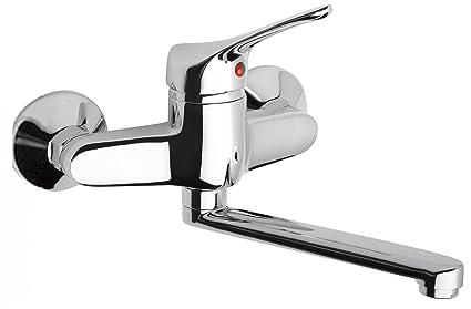Paini pilot miscelatore monocomando rubinetto per cucina lavello a
