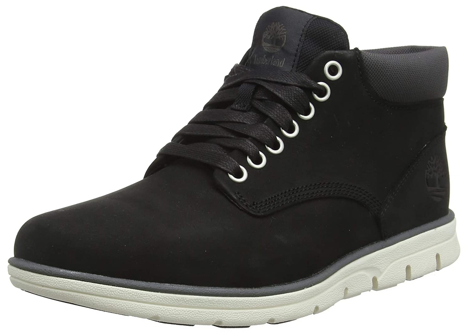 ad6437e86144 Timberland Men s Bradstreet Leather Chukka Boot  Amazon.co.uk  Shoes ...