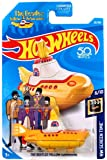 Hot Wheels 2018 50th Anniversary HW Screen Time The Beatles Yellow Submarine 26/365