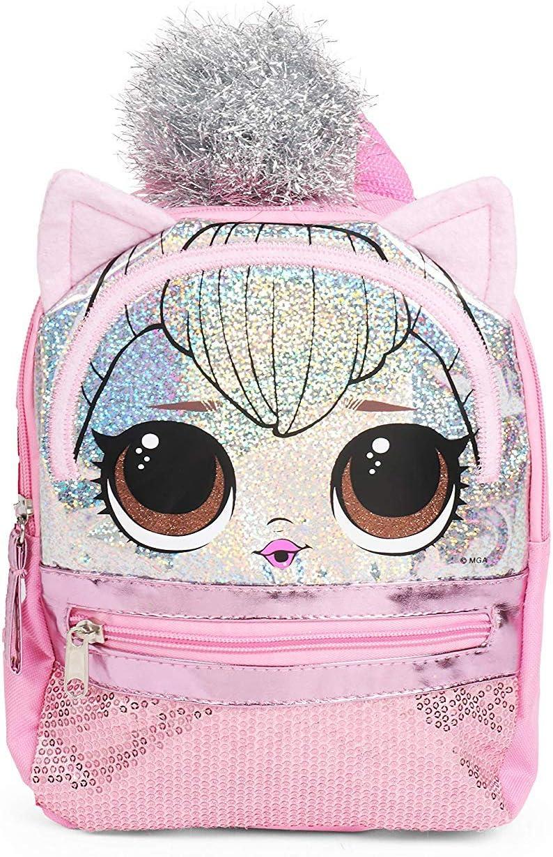 L.O.L. Surprise! Pink Mini Backpack