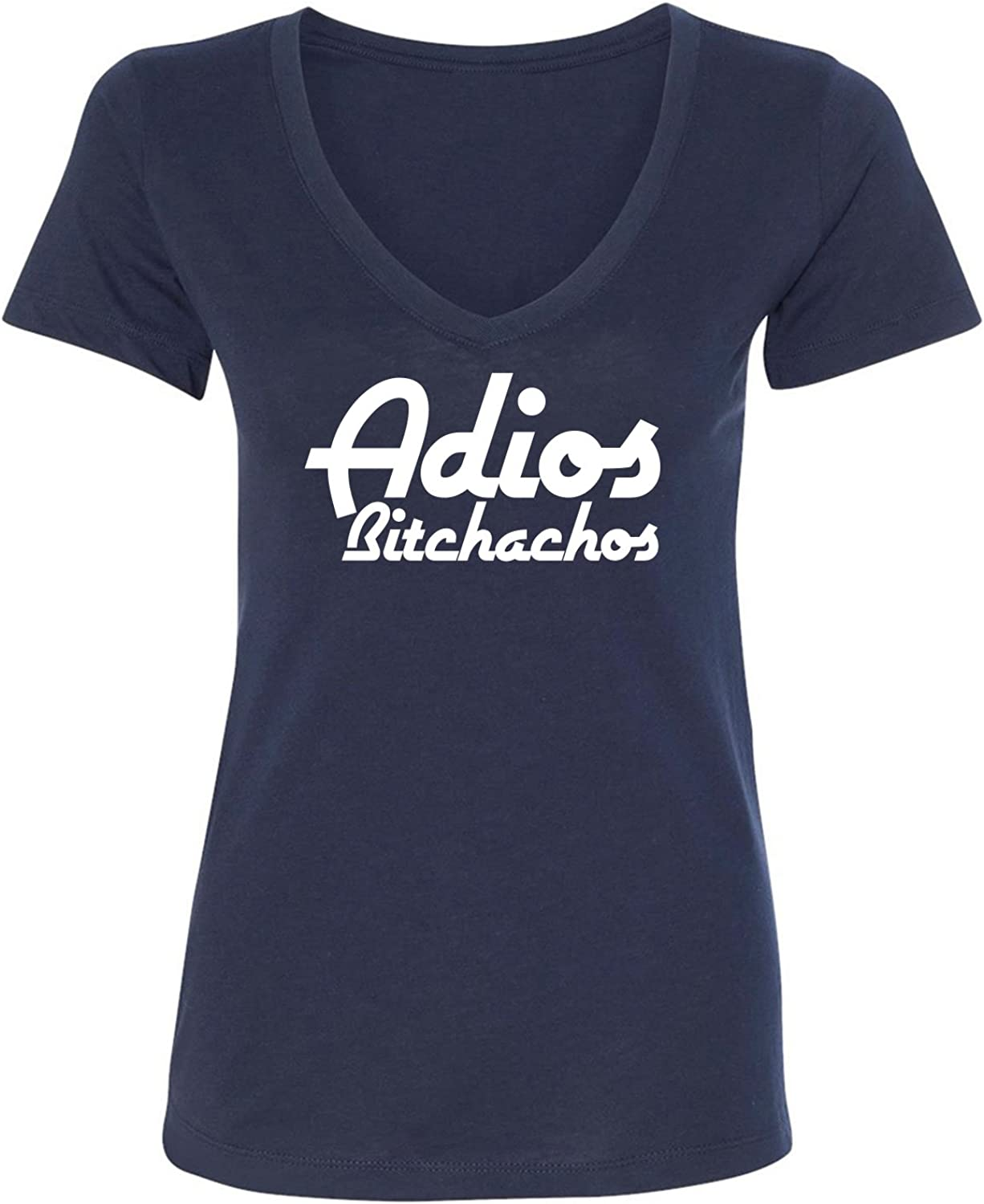 Comical Shirt Mens Adios Bitchachos Funny Tee Mexico Mexican Spanish Tank Top
