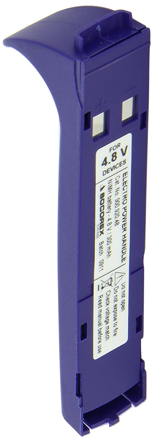 Pack of 2 4.8V For Handle Wheaton W870002 Blue Spare Battery