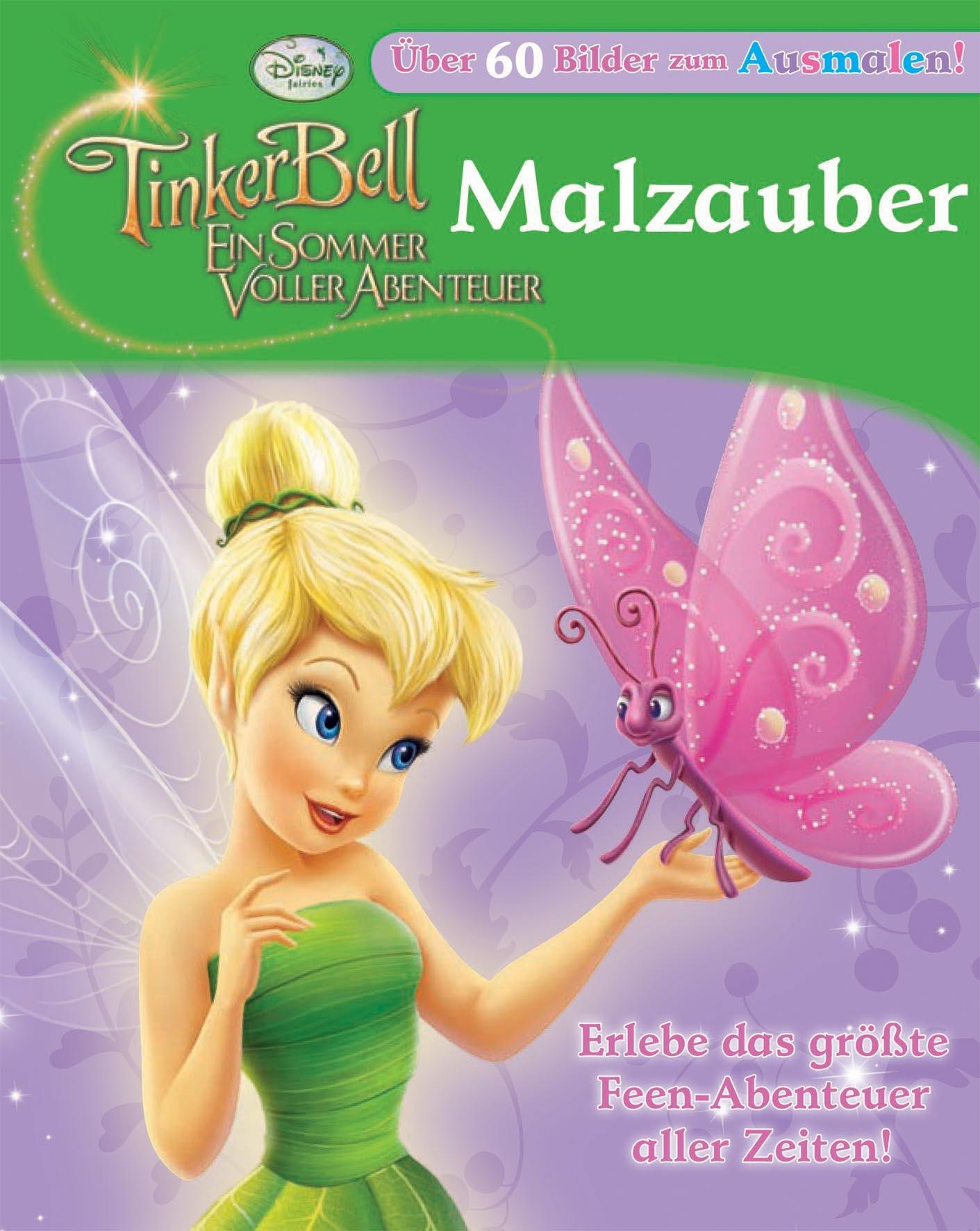 Tinkerbell 3 Malen Tinkerbell Ein Sommer Voller Abenteuer