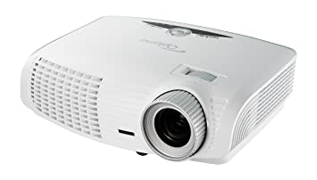 Optoma HD25-LV Video - Proyector (3200 lúmenes ANSI, DLP, 1080p (1920x1080), 16:9, 955 - 7647,9 mm (37.6 - 301.1