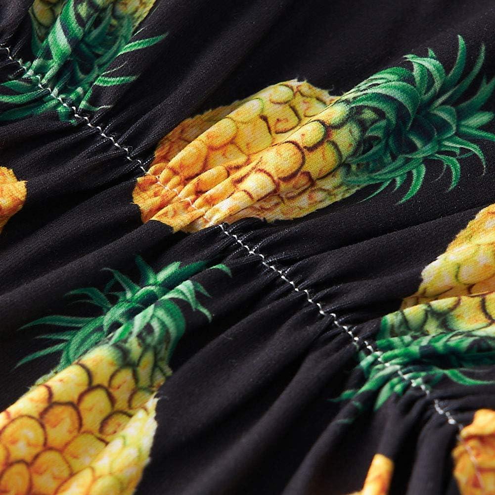 chicolife ni/ño reci/én Nacido de la Muchacha de los Monos del ni/ño Floral de Manga Larga del Mameluco de una Pieza de la Borla de Mono Playsuits Equipos