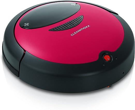Cleanmaxx 09860 - Robot de aspiración con mopa para el suelo 2 en 1, robot aspirador automático, control por ...