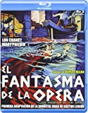 El fantasma de la ópera 1925 BD [Blu-ray]