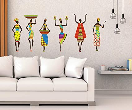 Buy Studio Curate Large Size Wall Sticker For Living Room Bedroom